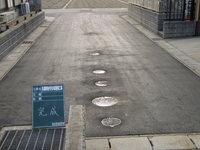 北福崎地内下水道工事施工後